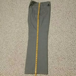 Gap wide leg slacks